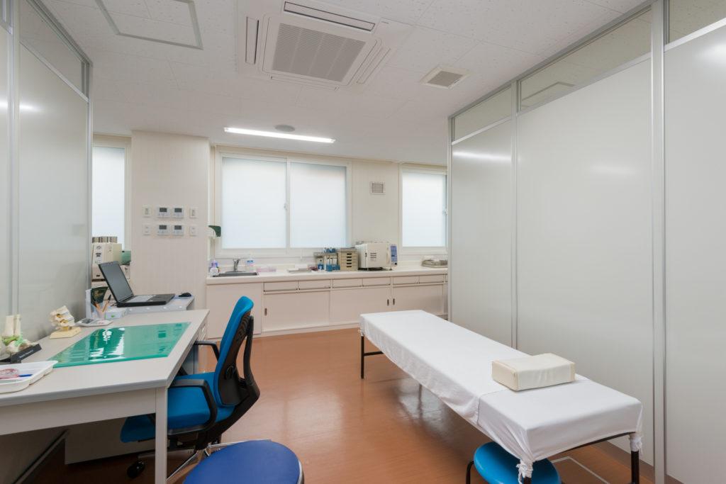 祐川整形外科 診察室